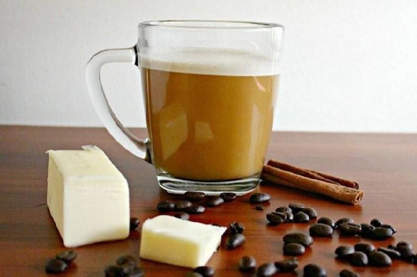 кофе с маслом похудение