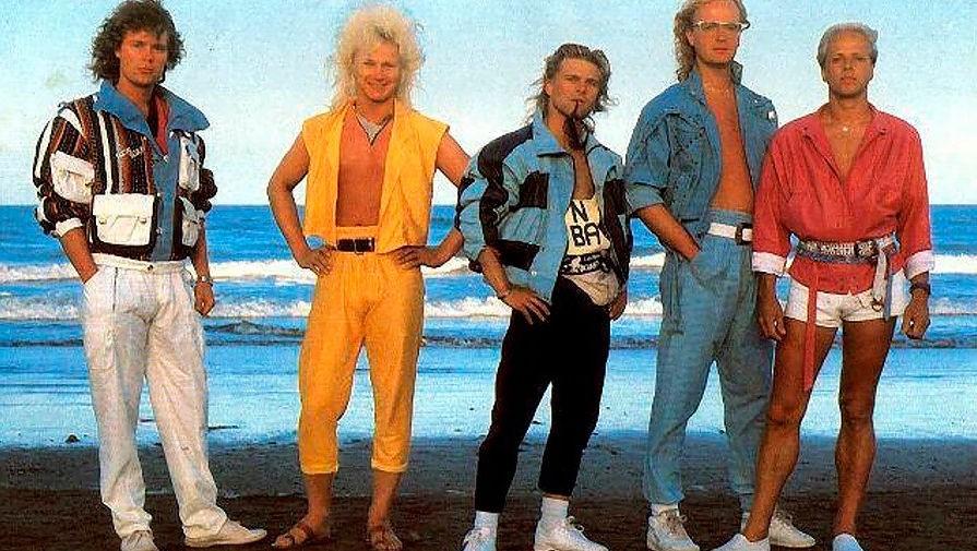 Как ходили на дискотеку в 80