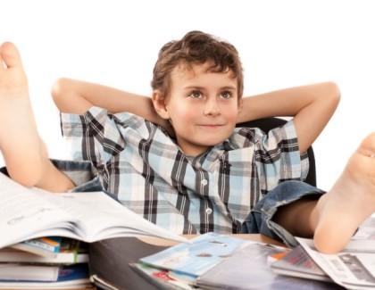 Можно ли детям бездельничать?