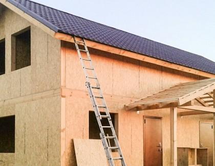Построить дом из сип панелей в Самаре