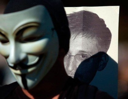 Сноуден кивает на&nbspРоссию