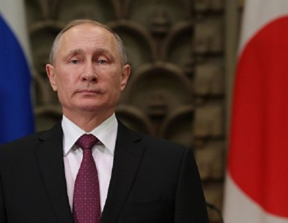 Японцы в считанные дни раскупили сакэ, которое пил Путин