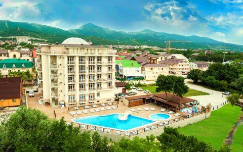 Отели в Кабардинке